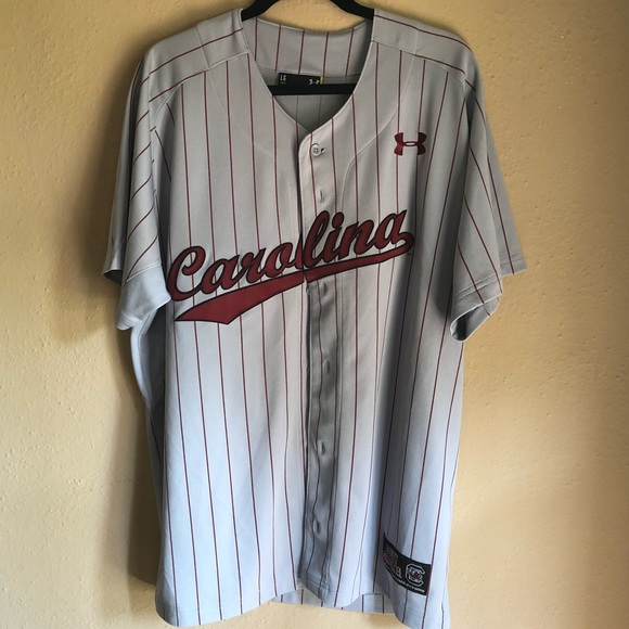 huge selection of d4ad1 32b50 ⚾️ Under Armour Baseball Jersey